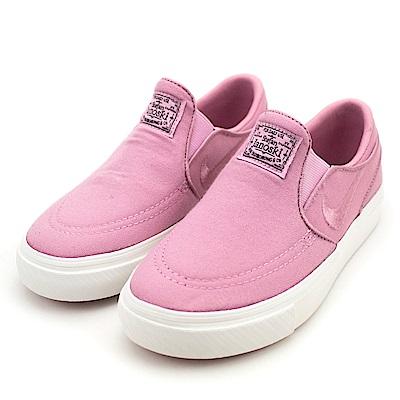 24H-NIKE-中童滑板鞋882989601-粉紅