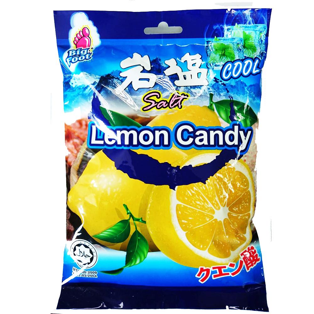 (活動)BF 薄荷岩鹽檸檬糖(138g)