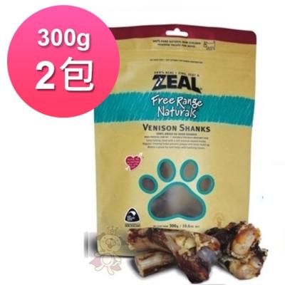 岦歐ZEAL紐西蘭天然寵物食品 鹿小腿 300g (2包)