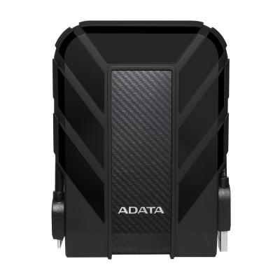 ADATA威剛 Durable HD710Pro 2TB 2.5吋行動硬碟-黑色