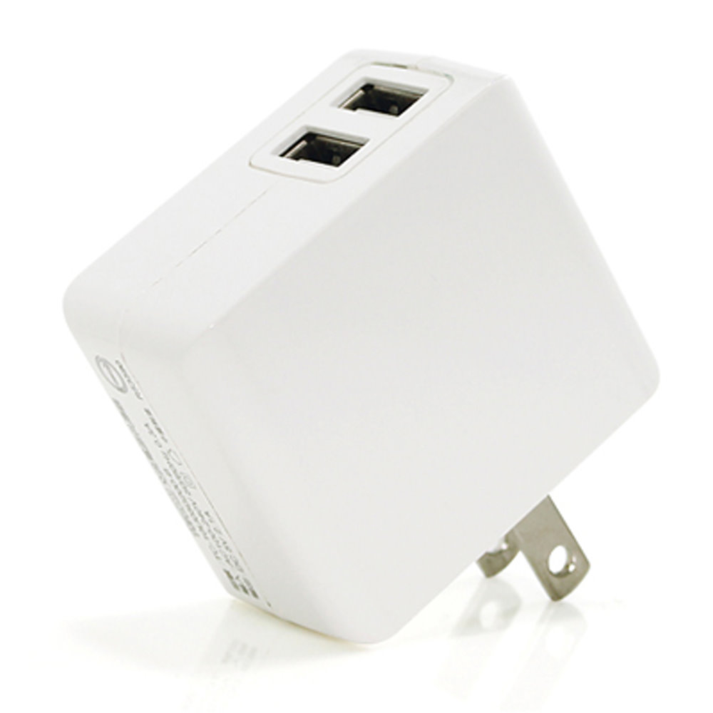 TOPCOM 5V2.1A 雙USB旅充