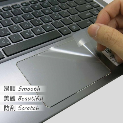 EZstick ASUS E403SA 專用 TOUCH PAD 抗刮保護貼