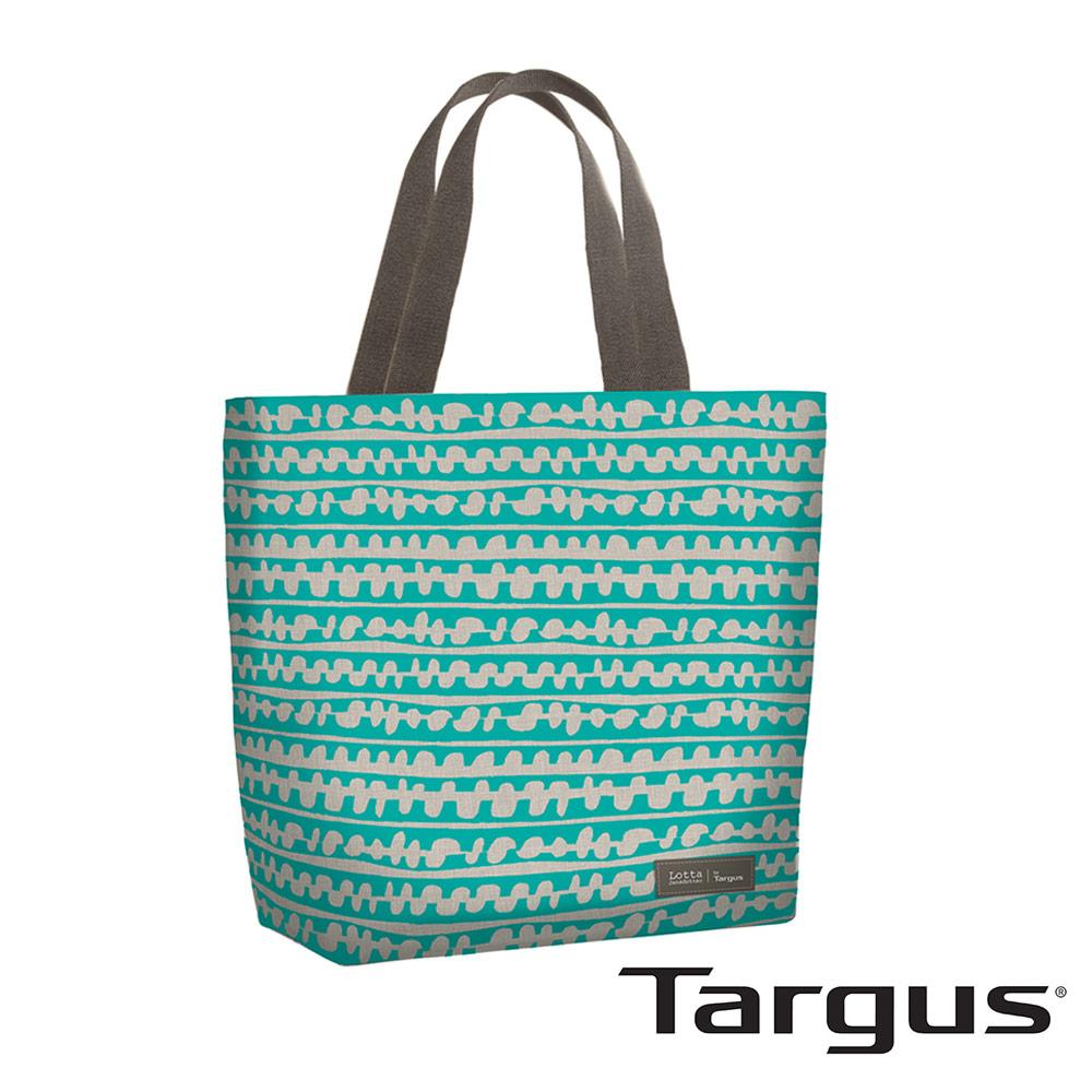 Targus Lotta 14吋肩背托特包 (水漾綠)