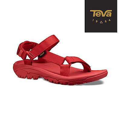 TEVA 美國-女 Hurricane XLT2 水陸機能涼鞋 紅