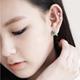 【N.C21】俏麗多色冰棒造型耳環組 (混合