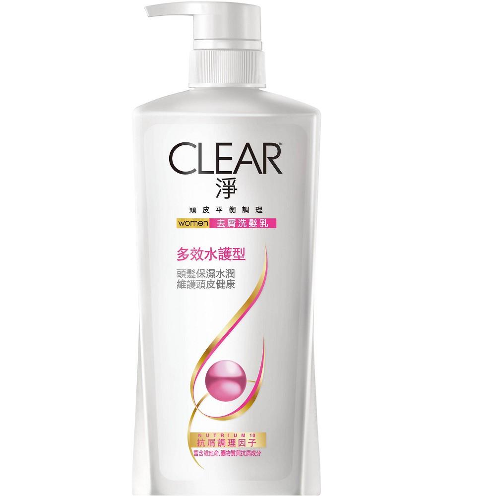 淨 女性多效水護洗髮乳 750ml