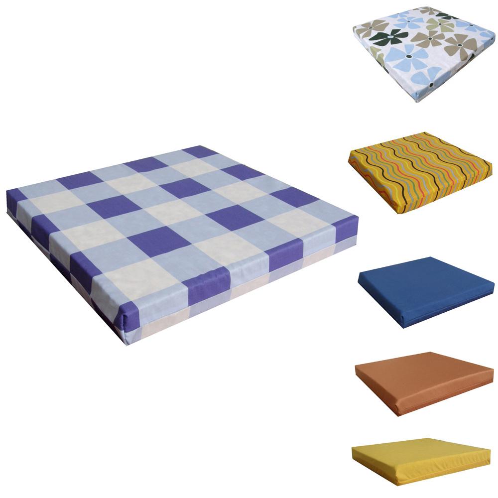 和室座墊(聚合棉)坐墊/椅墊(12色可選)-4入/組