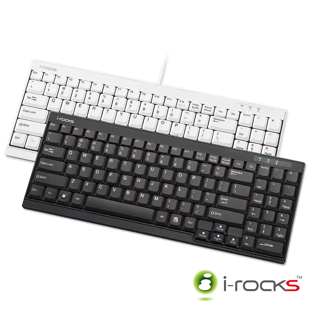 【停售】i-rocks KR-6523超薄迷你行動鍵盤
