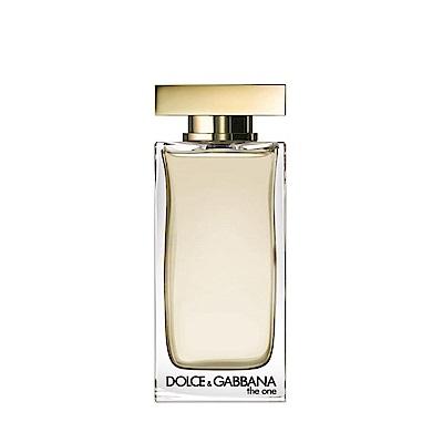 Dolce&Gabbana 唯我女性淡香水50ml