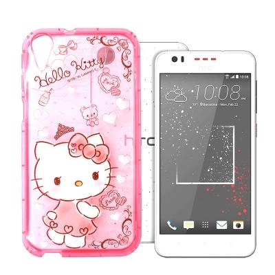 三麗鷗Hello Kitty貓 HTC Desire 825 夢幻防震空壓殼(K...