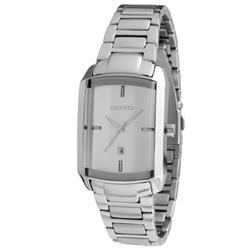 GOTO 極簡復刻腕錶-銀色/29mm