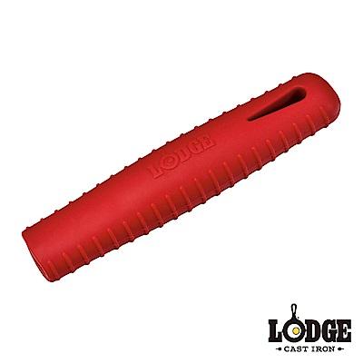 Lodge 碳鋼鍋矽膠隔熱手柄 (紅)