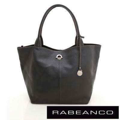 RABEANCO-Classic經典系列肩背包-中-深灰