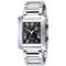 Gc 方型三眼計時腕錶-咖啡/ 34x42mm product thumbnail 1