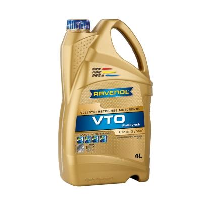 【RAVENOL漢諾威】VTO F1 頂級賽車專用機油(4L)