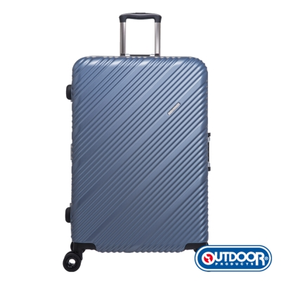 OUTDOOR-Skyline Frame-28吋鋁框旅行箱 藍 OD9077A28LB