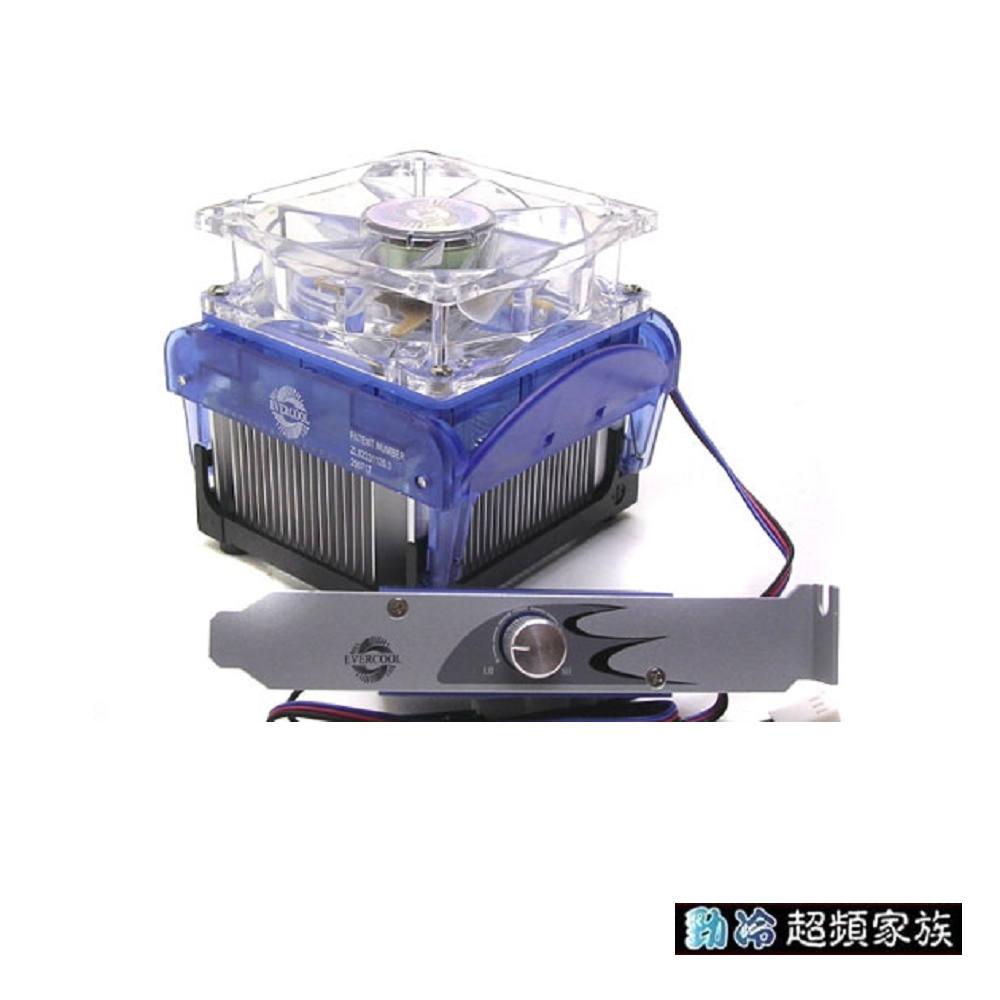 EVERCOOL 勁冷超頻家族 NW11-CL825 散熱器 (P4-478 專