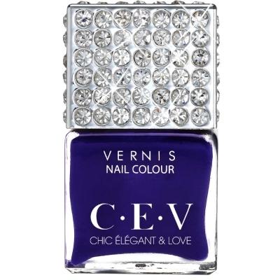 CEV超釉光極緻指彩- LC04 藍色狂想 指甲油15mL