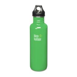 美國Klean Kanteen不鏽鋼瓶800ml-花園綠