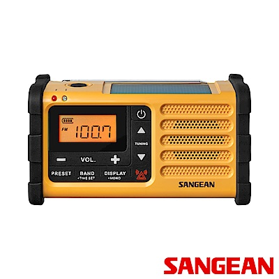 SANGEAN 防災收音機 MMR88