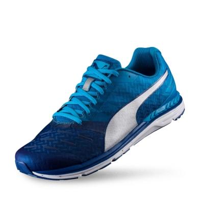 PUMA Speed 300 IGNITE男性慢跑運動鞋-真實藍