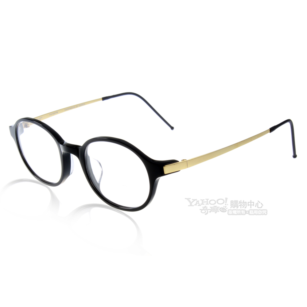 JULIO眼鏡 完美工藝/限量黑金#VENEZIA BLKGLOD