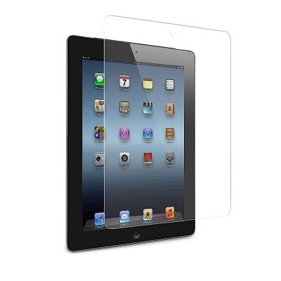 Bravo-u Apple New iPad(iPad3) 高質量水晶透亮螢幕保護貼