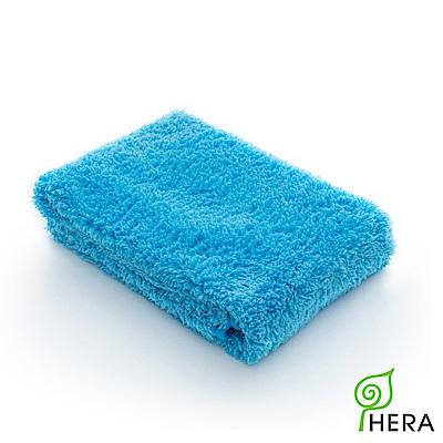 HERA 3M專利瞬吸快乾抗菌超柔纖-洗臉巾-皇家藍