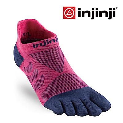 【INJINJI】Ultra Run 終極系列女款五趾隱形襪 [二色可選]