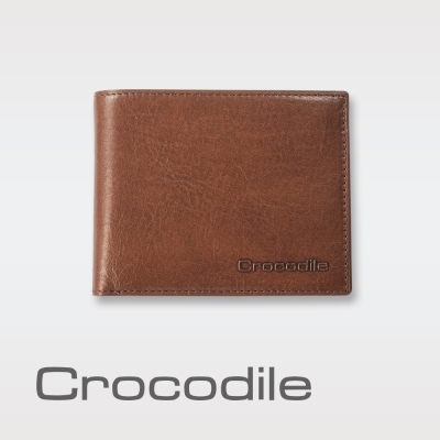 Crocodile Natural系列短夾 0103-58072