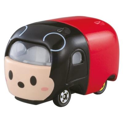 迪士尼小汽車-TSUMTSUM-米奇-堆疊款