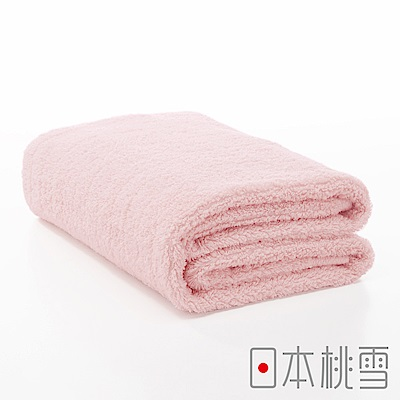 日本桃雪今治超長棉浴巾(粉紅色)