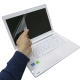 TOSHIBA Satellite C40-A 專用 靜電式筆電LCD液晶螢幕貼 product thumbnail 1