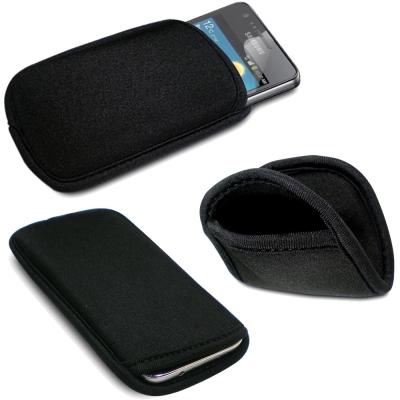 Samsung-Galaxy-S-II-I9100-潛水布收納套-螢幕保護貼