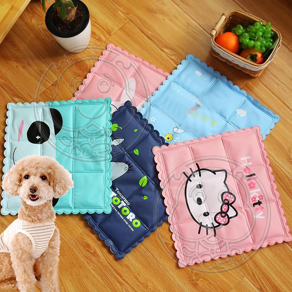 dyy》小型犬寵物冰晶涼墊36*36cm隨機出貨