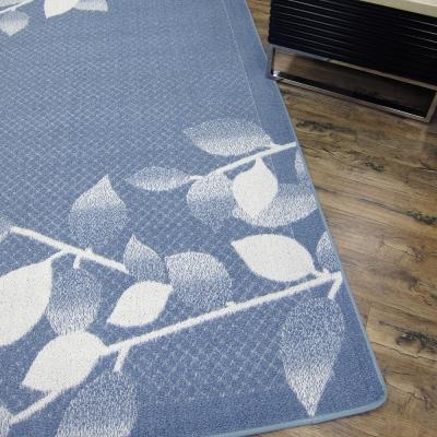 范登伯格 - 紛飛 日本進口地毯 - 藍 (小款-80x150cm)