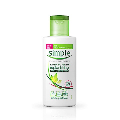 Simple清妍 潤澤修護乳液 125ML
