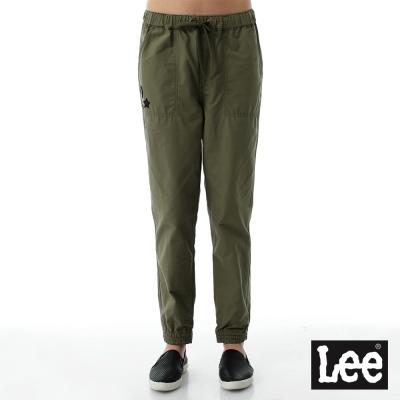 Lee 休閒褲/RG-女款-墨綠