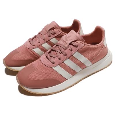 adidas休閒鞋愛迪達Flb W復古慢跑女鞋