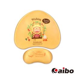 奶油獅 分離式矽膠護碗鼠墊