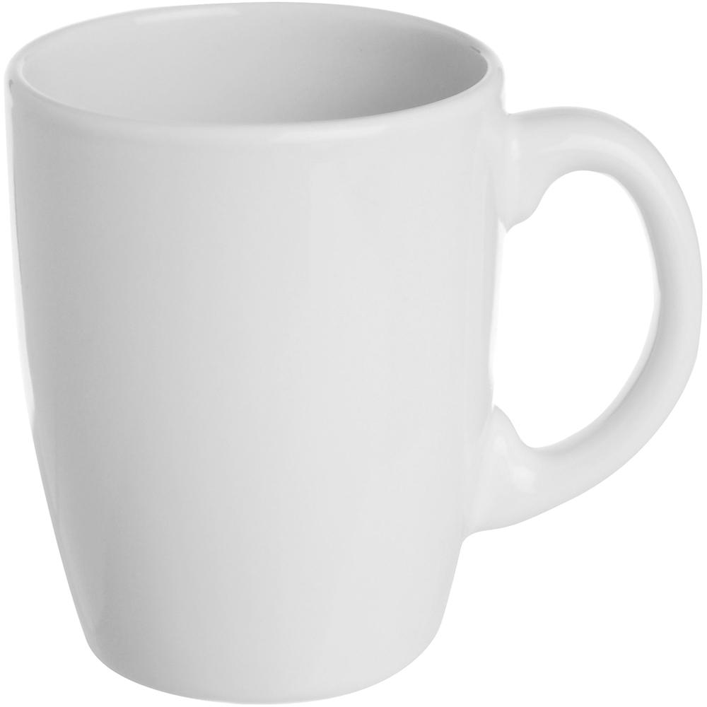 EXCELSA 陶製馬克杯(白260ml)
