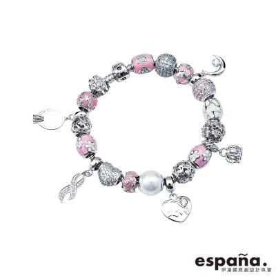 ESPANA伊潘娜 小步舞曲純銀串珠手鍊