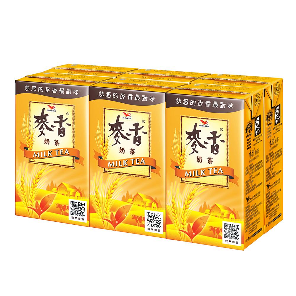 麥香 奶茶(300mlx6入)