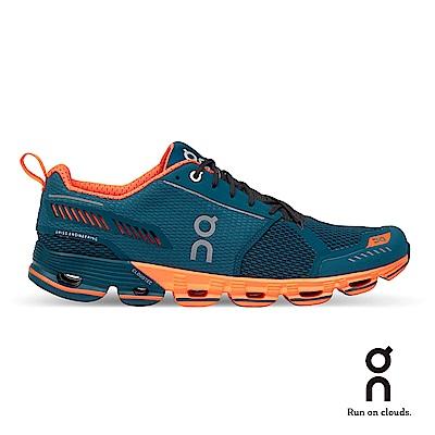 ON 瑞士雲端科技跑鞋-衝刺雲 男款 風暴藍