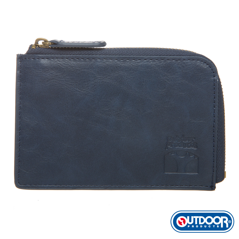 OUTDOOR-典藏系列-零錢包-深藍-ODS161R03NY