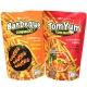 泰國VFOODS-玉米點心棒-燒烤-酸辣口味口味