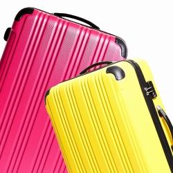 馬卡龍繽紛旅遊趣行李箱↘1380元起