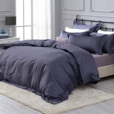 HOYA H Series繁星夜曲 雙人四件式300織長纖細棉被套床包組