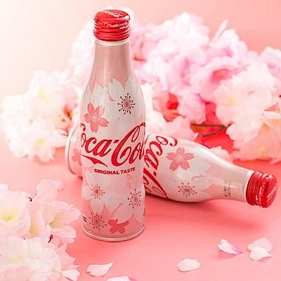 可口可樂-粉色櫻花版(250ml)