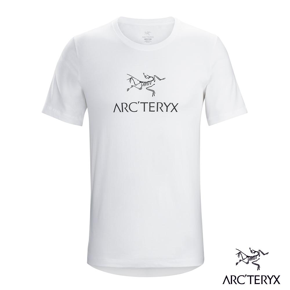 Arcteryx 24系列 男 有機棉 ARC'WORD 短袖T恤 白 @ Y!購物